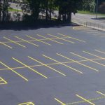 Parking Lot Striping in Buffalo, NY